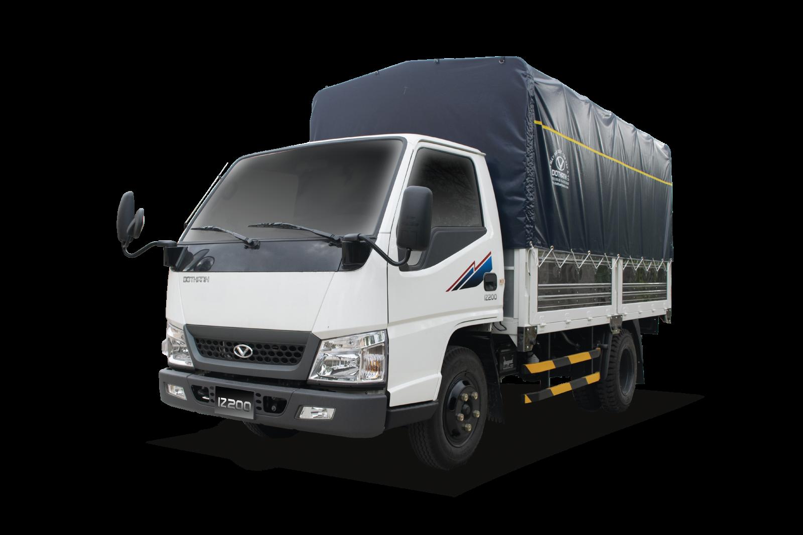 Thiết kế ngoại thất xe tải nhẹ Đô Thành IZ150/200/250